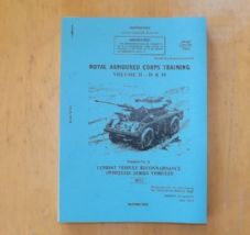 CVRW. Vol 2. Driver and maintenance manual.